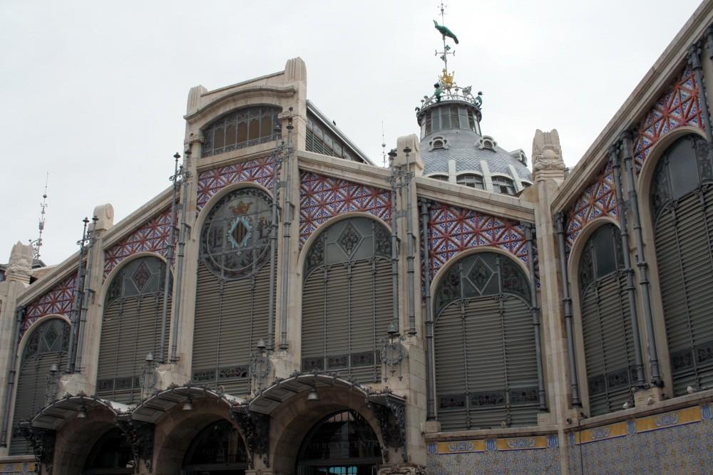 Mercado Central...