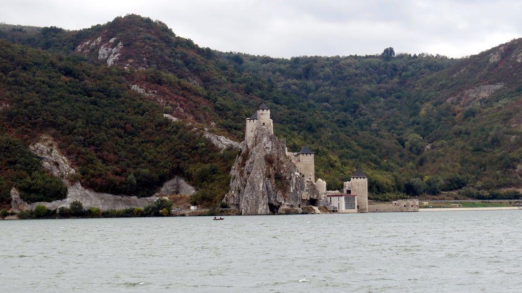 Festung Golubac in Serbien