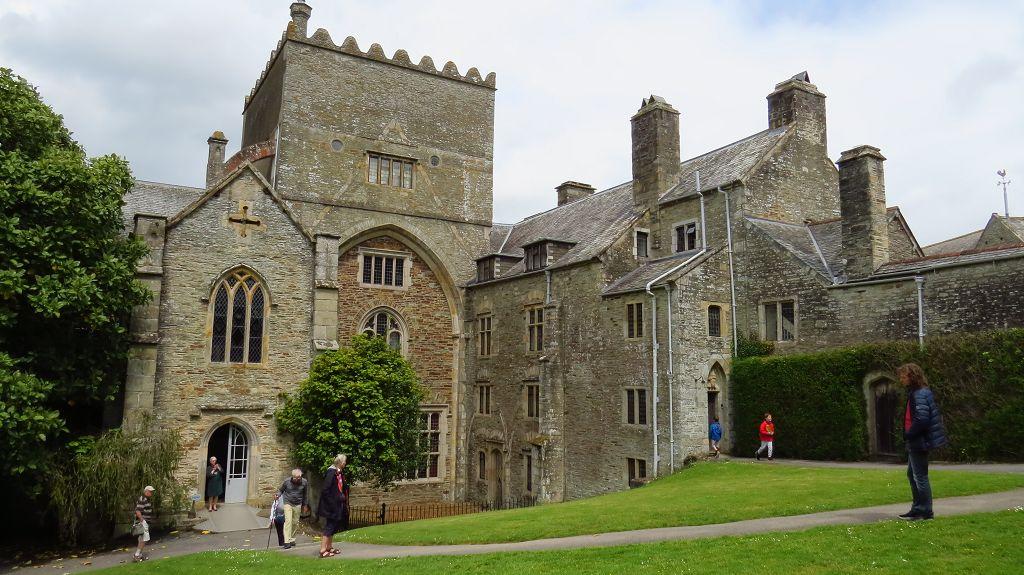 Buckland Abbey, Wohnhaus von...