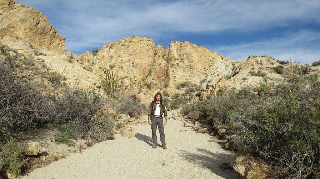 Wir wandern den Palm-Oasis-Trail