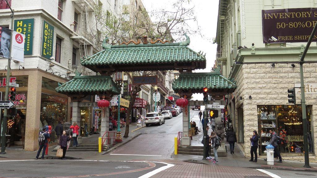 Drachentor zu Chinatown
