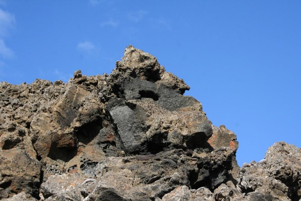 Dimmuborgir, Lavaformationen