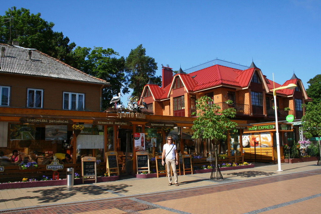 Ostseebad Palanga