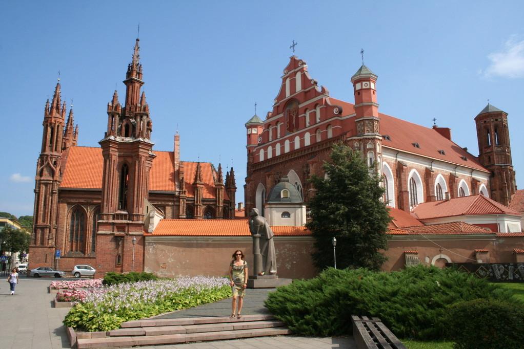 Annen- und Bernhardinerkirche