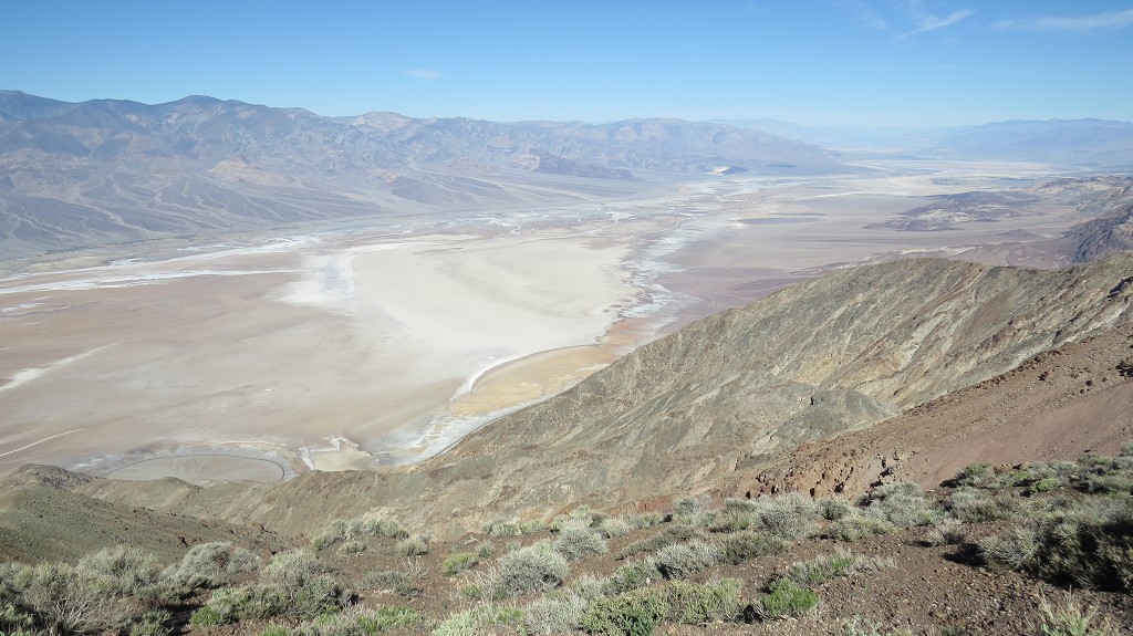 Badwater Salt Flat
