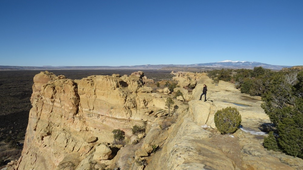 El Malpais National Monument, New Mexico
