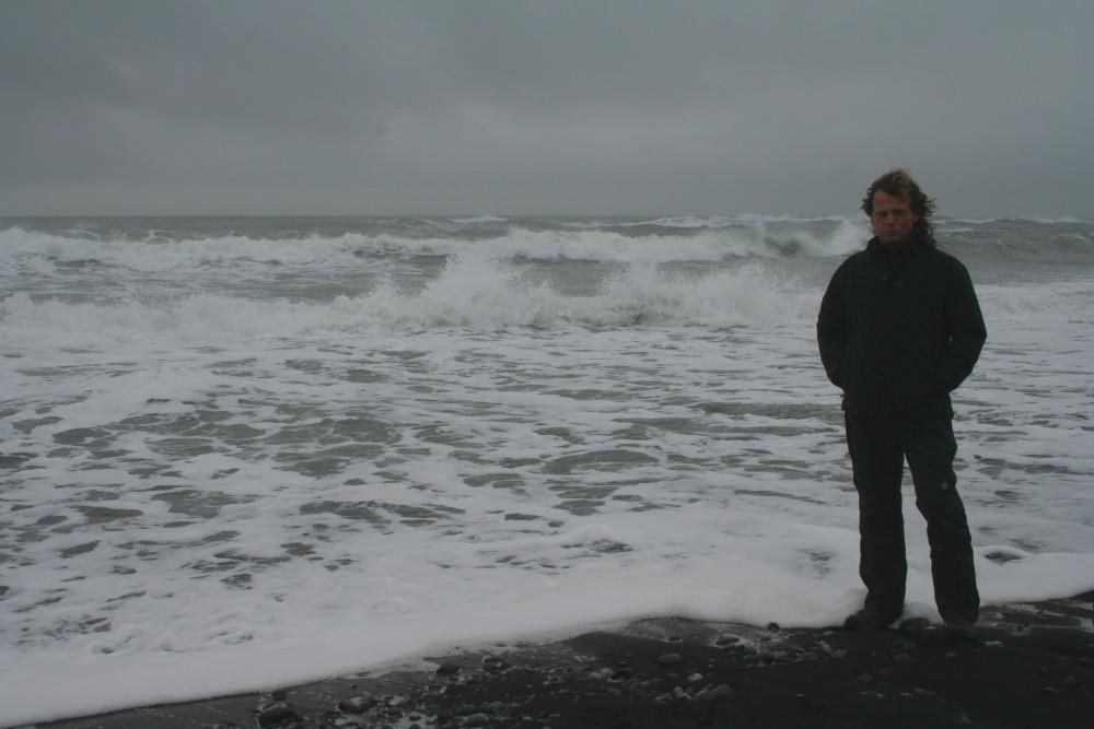 Stürmischer Atlantik...