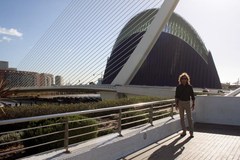Die Stadt der Künste und der Wissenschaften
