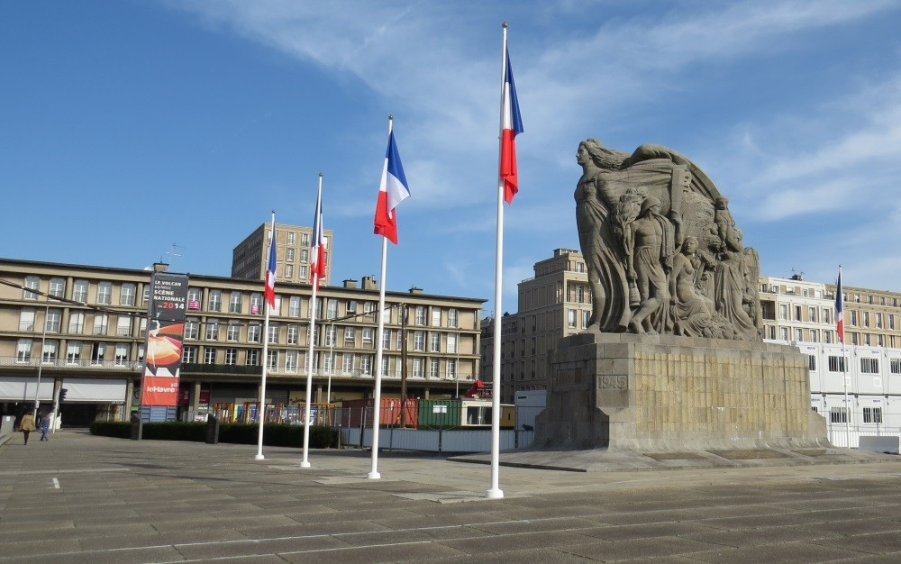 Stadtbummel durch Le Havre