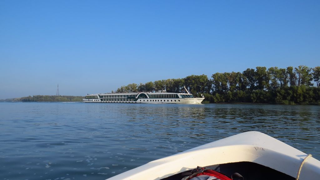 Bootstour im Donaudelta