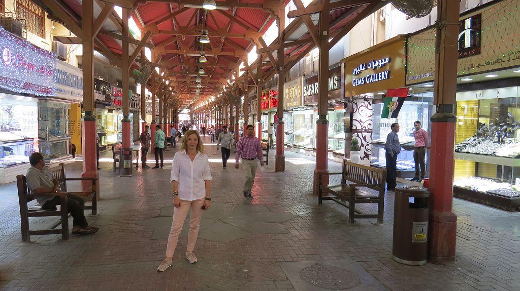 Durch den Gold- und Gewürzsuq in Dubai Deira und Bur