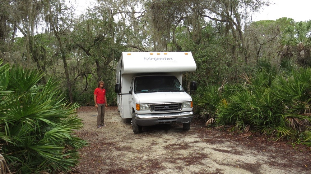 Camping im State Park