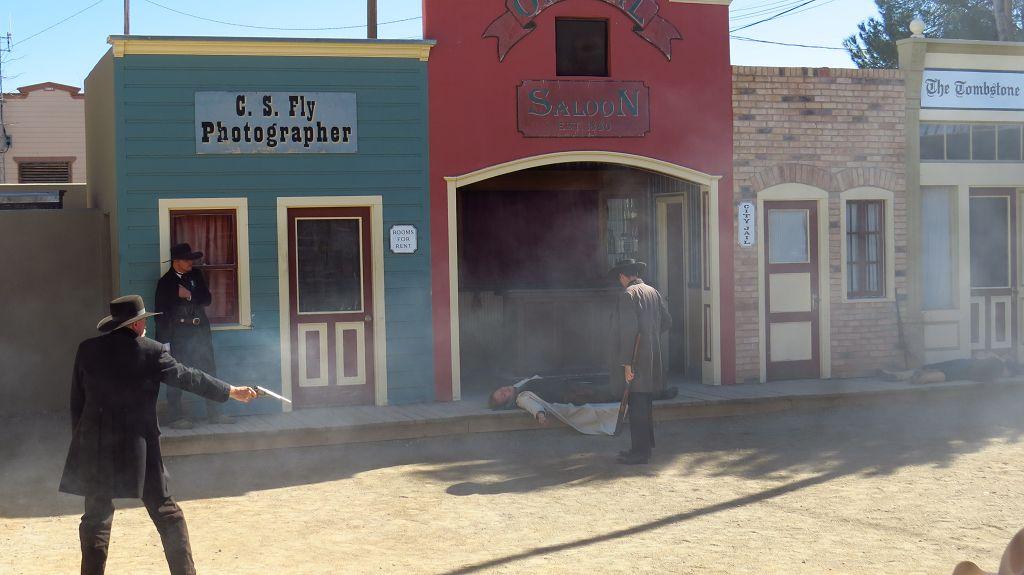 Gunfight im O.K. Corral