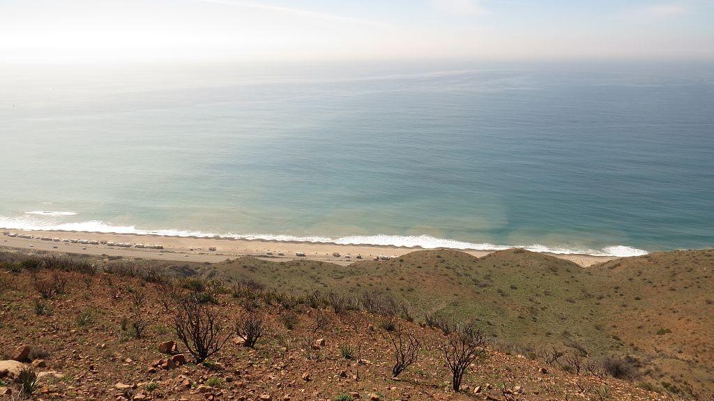 Wir wandern in den Santa Monica Mountains