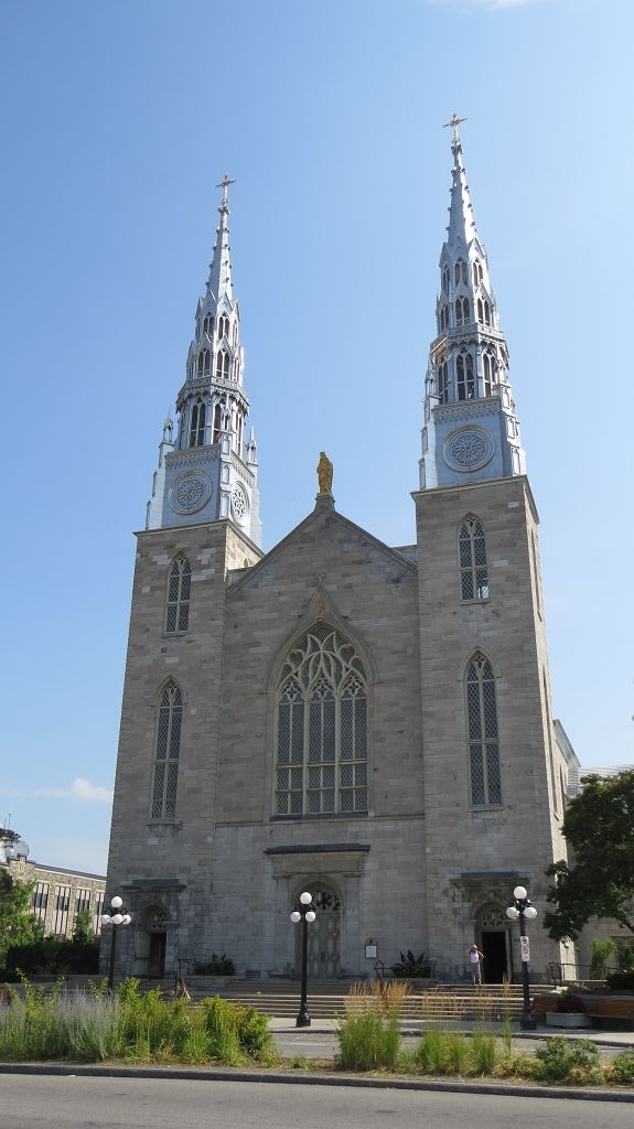 Notre-Dame Cathedral Basilica...