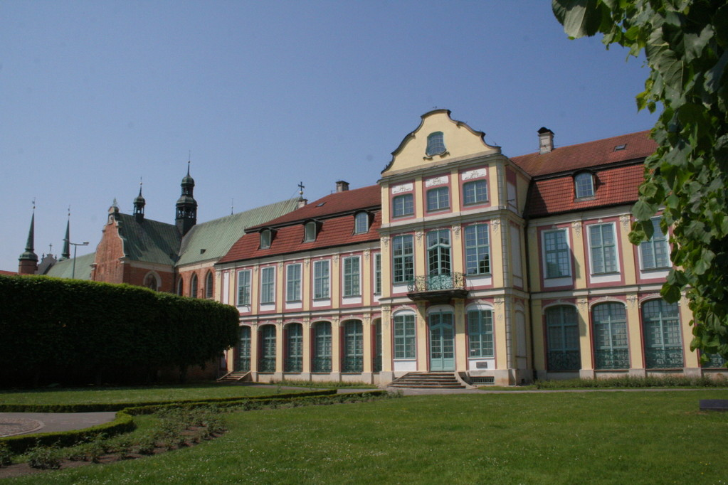 Abtpalast von Oliva