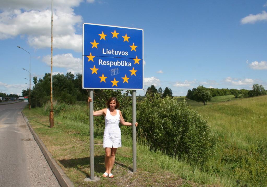 23. Juni: wir erreichen Litauen