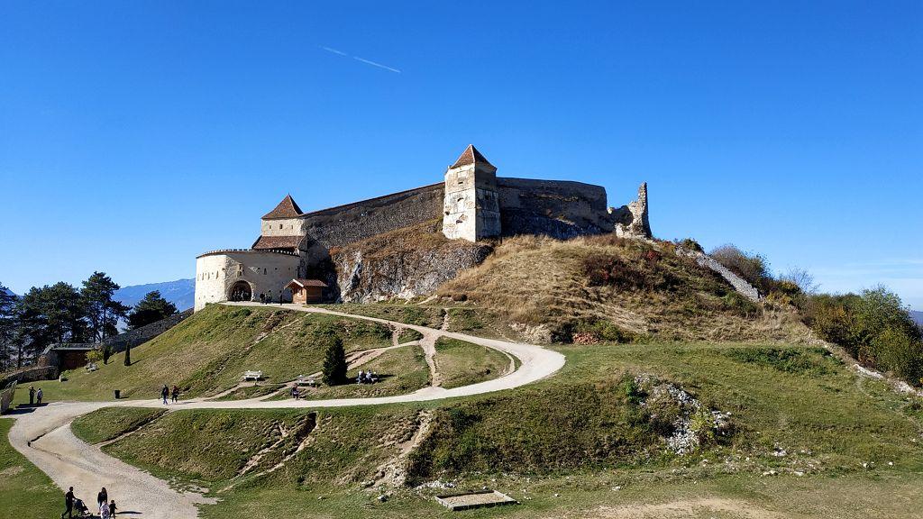 Burg von Rasnov