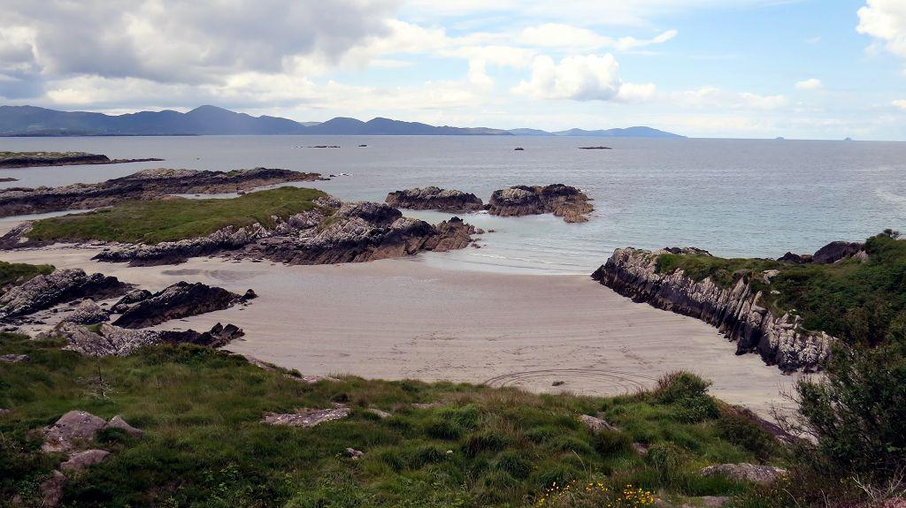 """Von hier aus starten wir die Fahrt auf der Halbinsel Kerry, den """"Ring of Kerry"""""""