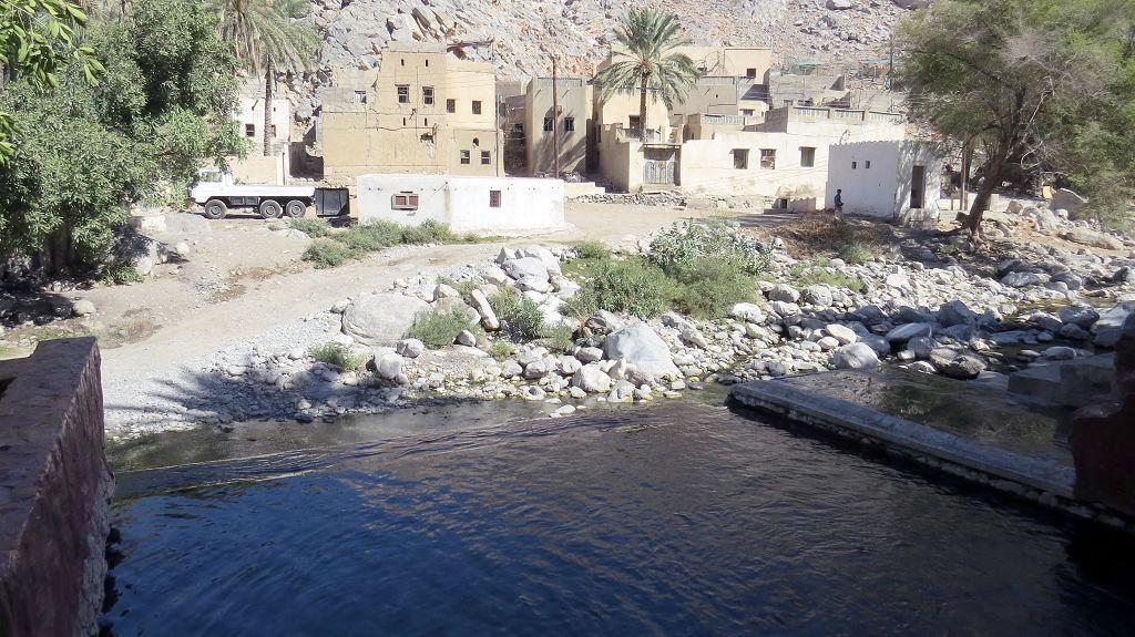 Die heißen Quellen von Ain Thowarah