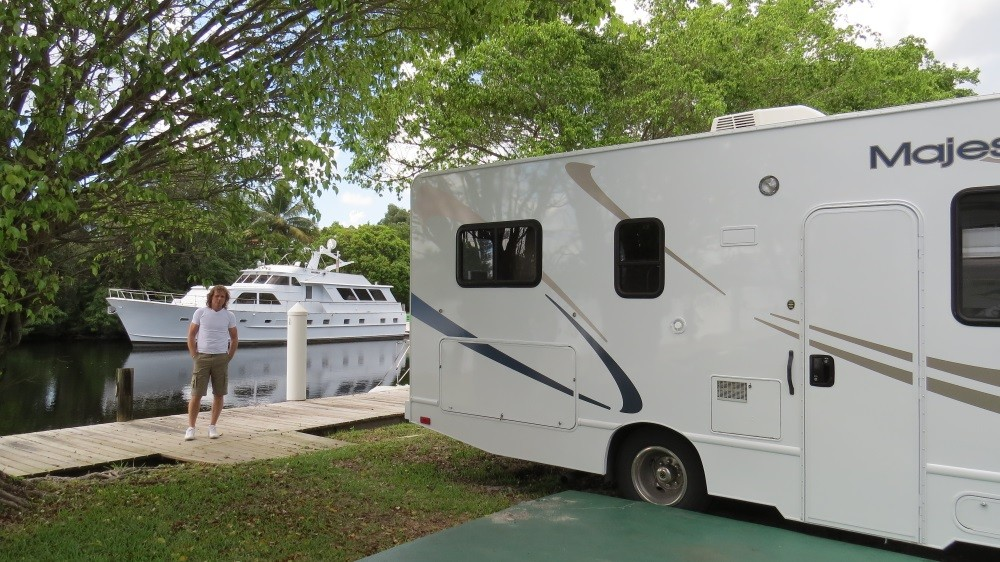Camping in Fort Lauderdale