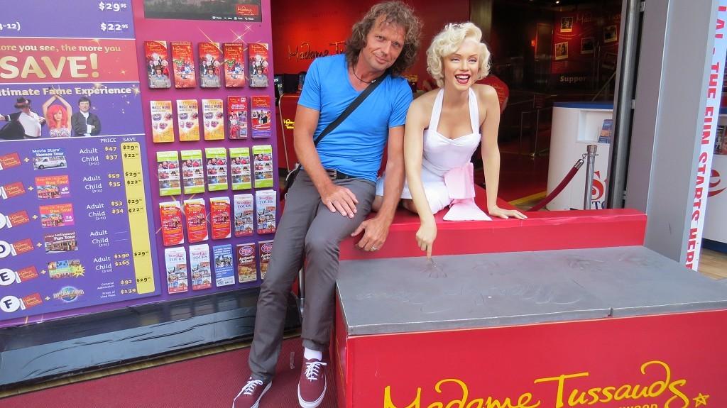 Axel und Marilyn