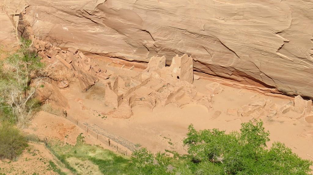 Antelope House Ruine der Navajo