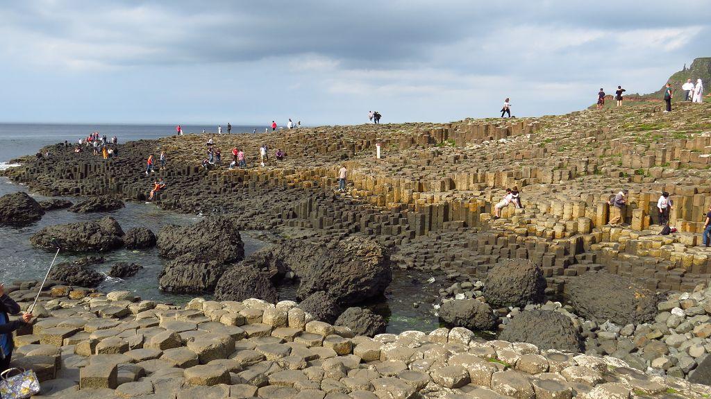 Giant's Causeway, Unesco Weltnaturerbe