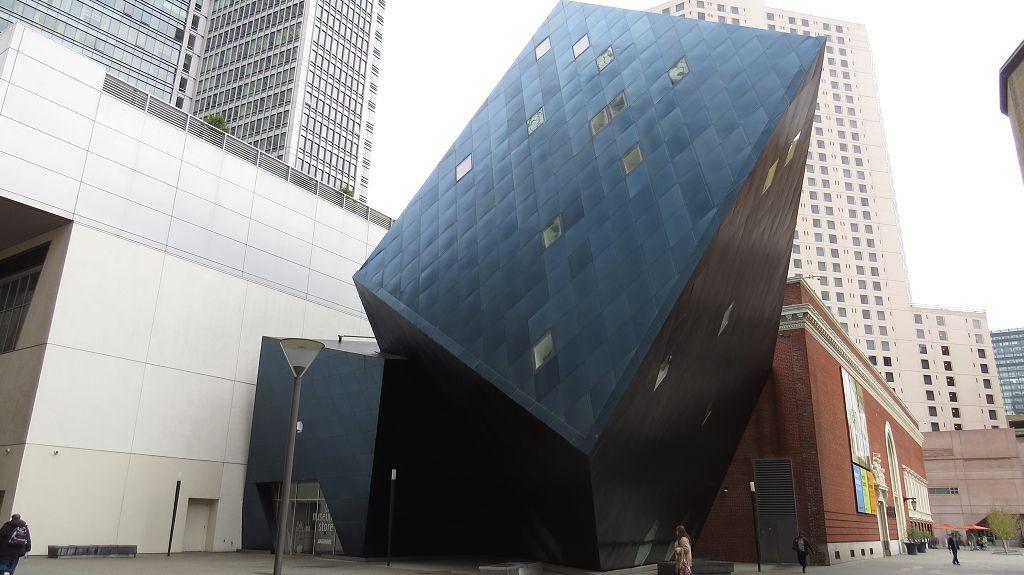 Jewish Museum von Daniel Libeskind