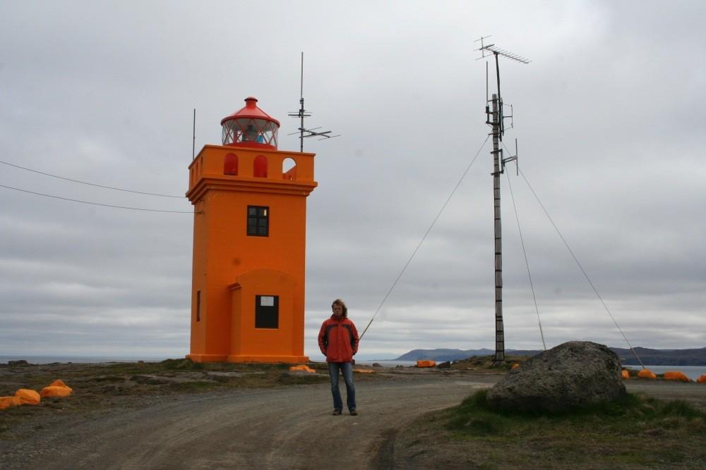 ...und Leuchtturm