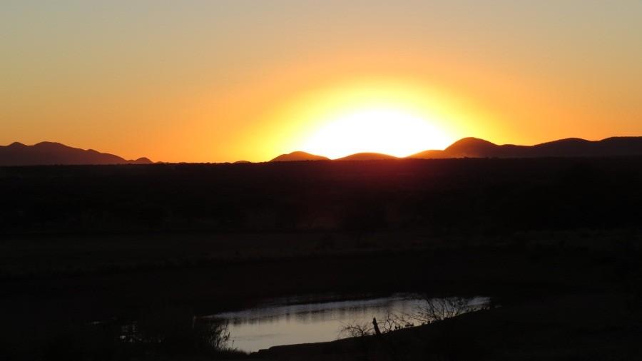 ...und dem letzten gemeinsamen Sundown