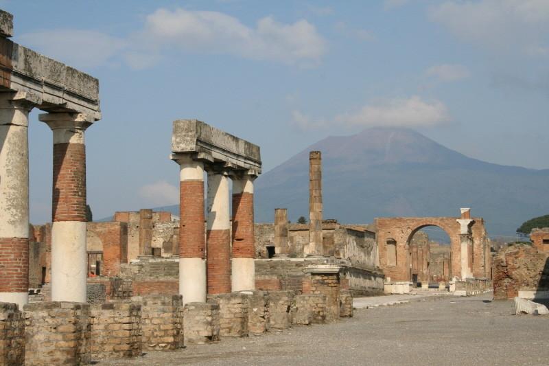 Pompei, Forum