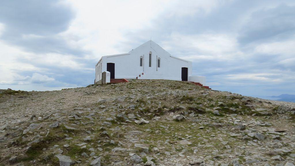 die Kapelle für die Gläubigen
