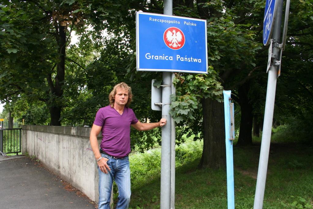30.08.2011 wir verlassen Polen...