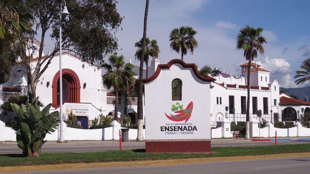 Nach zwei Tagen scheint wieder die Sonne...wir sind in Ensenada