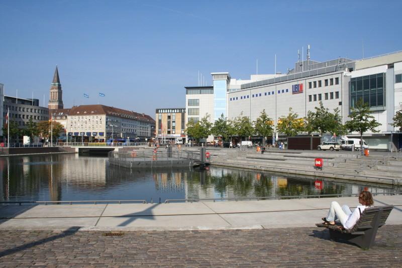 Kiel, Bootshafen