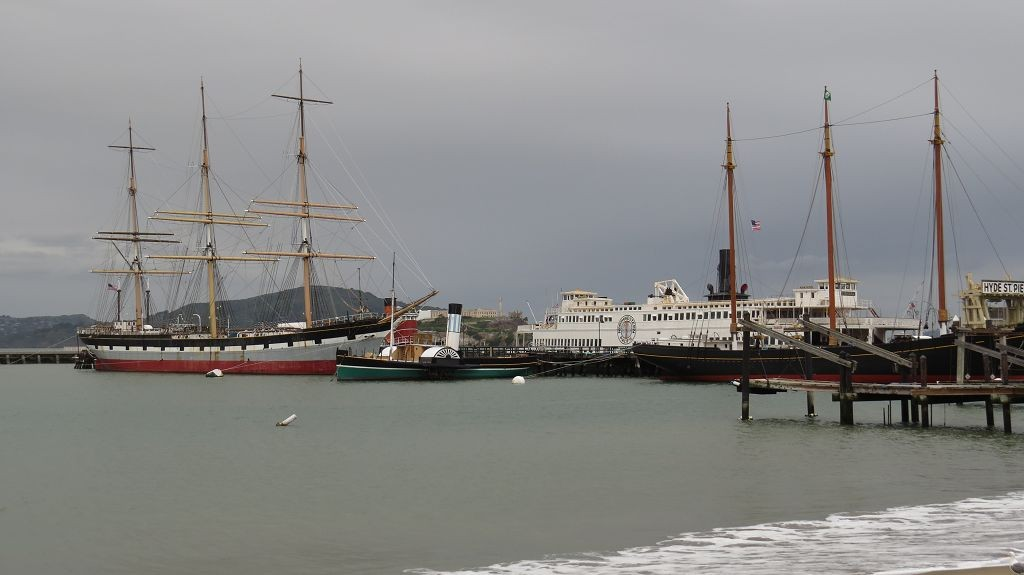 Maritime National Historical Park