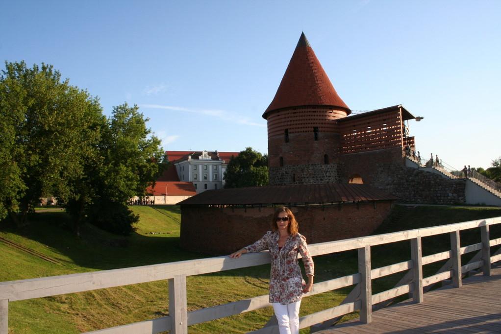 Burg in Kaunas