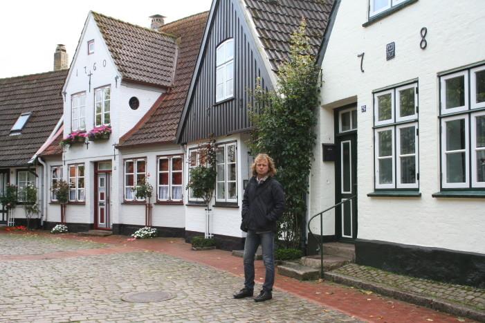 Holm, der älteste Stadtteil Schleswigs