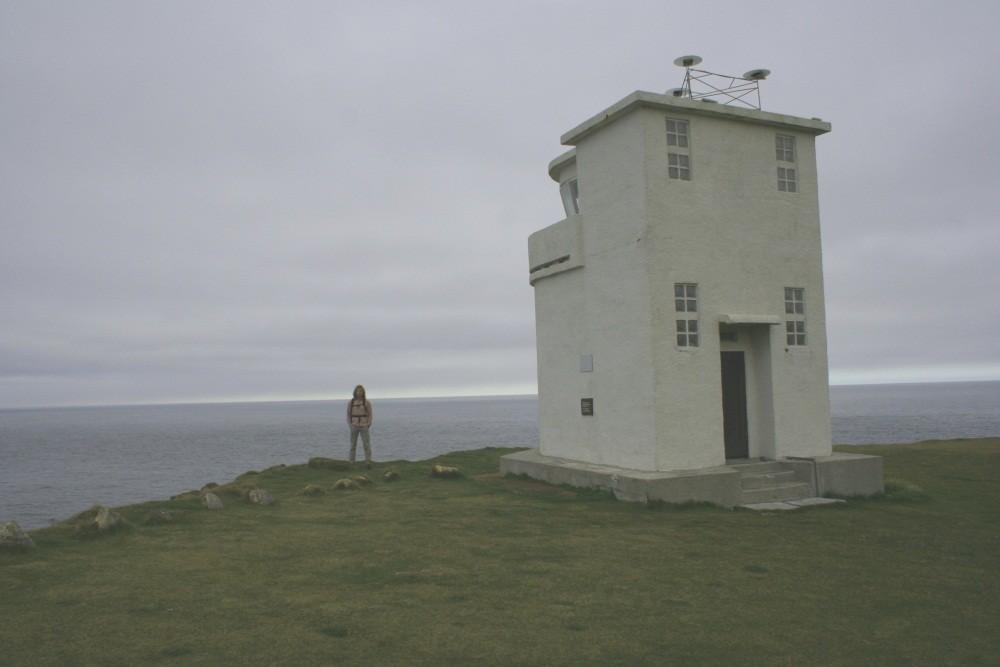 Der westlichste Leuchtturm Europas
