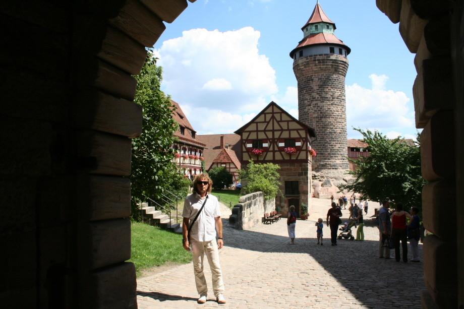 Kauserburg Nürnberg