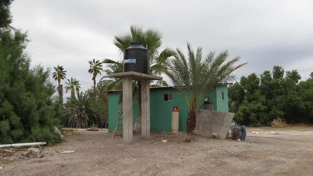 Unser Duschhaus