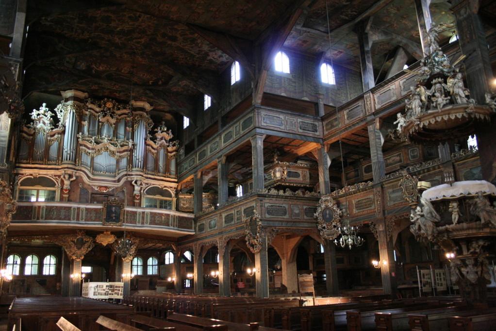 Barocke Innenausstattung