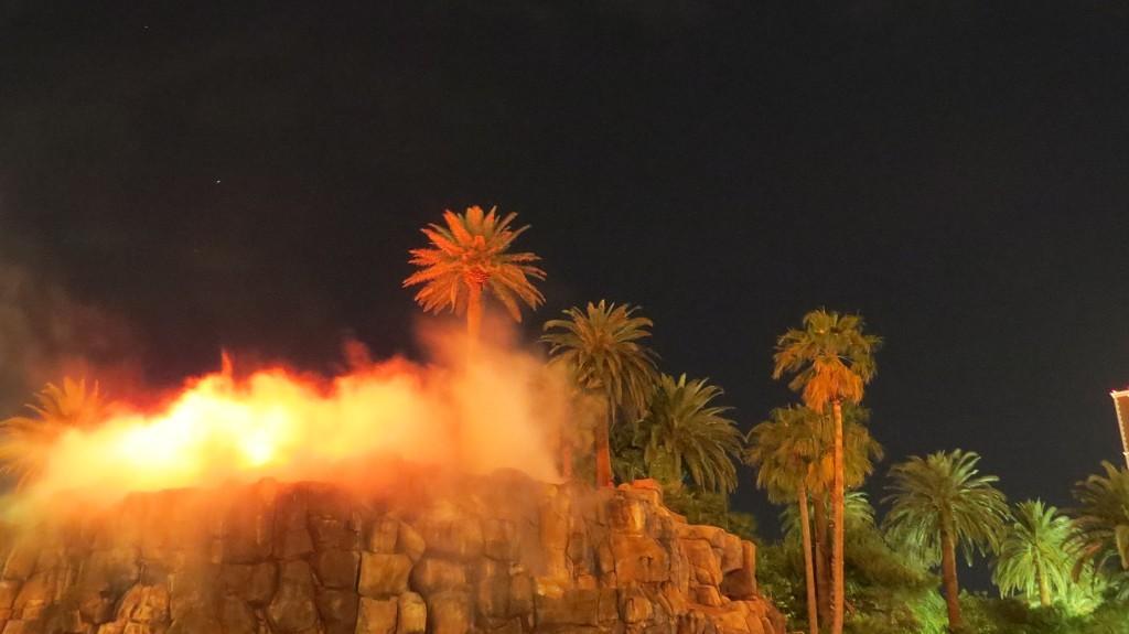 Volcano-Show, Mirage