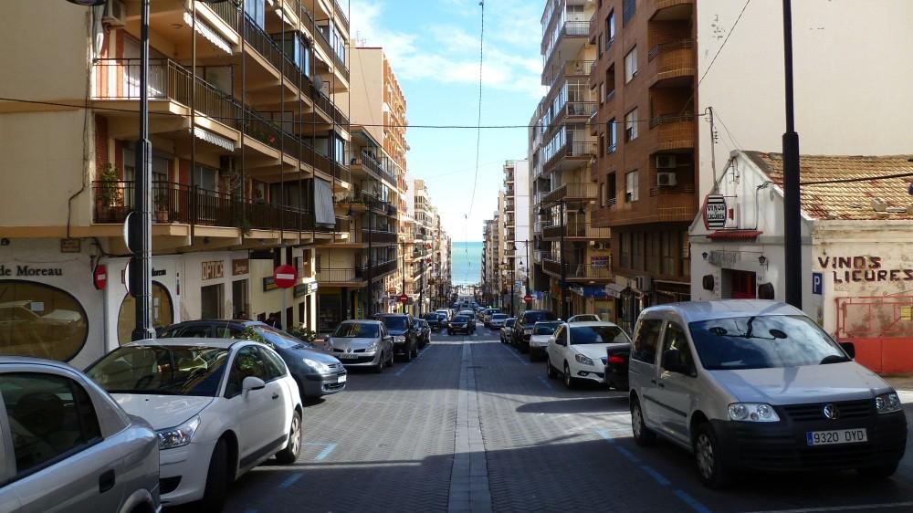 Spaziergang durch die Altstadt von Calpe