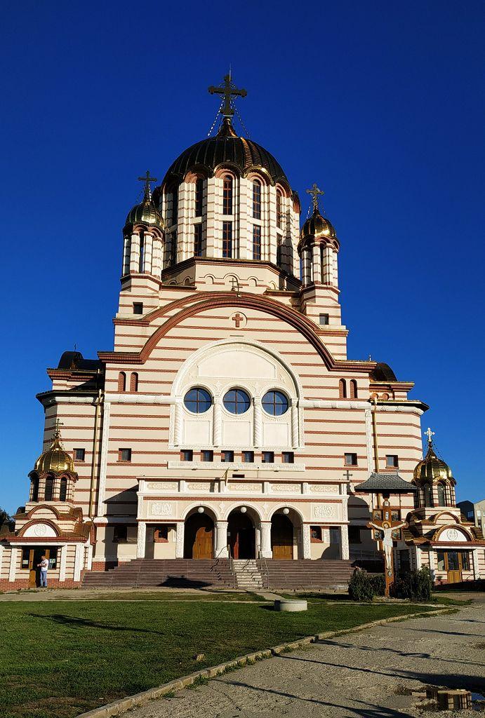 Orthodoxe Kirche in Fagaras