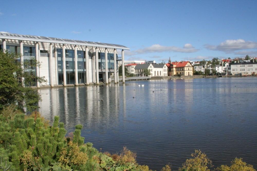 Rathaus am Tjörnin