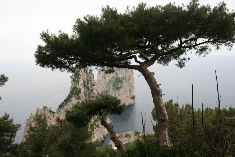 Auf Capri unterwegs