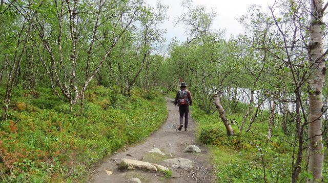 Naturstig-Wanderung am Flusslauf