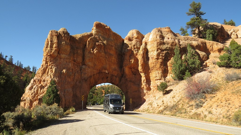 Auf zum Bryce Canyon
